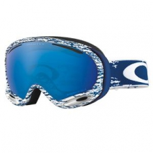 A Frame 2.0 Goggles Adults', Sheridan Navy by Oakley