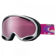 A Frame 2.0 Goggles Adults', GI Camo Purple Pink