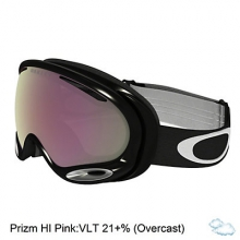 A Frame 2.0 Goggles Adults', White by Oakley