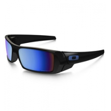 Gascan Prizm Polarized Sunglasses - Men's - Polished Black/Prizm Deep Water Polarized
