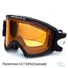 O2 XL Iridium Ski Goggle - Unisex by Oakley