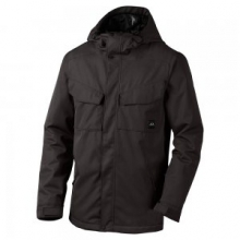 Combustion BZI Insulated Snowboard Jacket Men's, Jet Black, L by Oakley