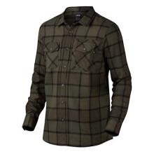 Adobe Woven Flannel Shirt