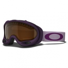 A-Frame Goggles Adults', Grape Wine