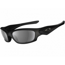 Straight Jacket Sunglasses Matte Black/Grey Polarized 24-124