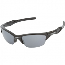 Half Jacket 2.0 with Iridium Lens - Polished Black/Black by Oakley