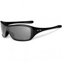 Ideal Sunglasses - Polished Black Frame, Grey Polarized Lens