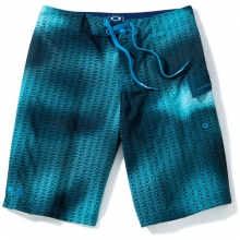 Saba Bank Boardshorts 22 - Men's: Pacific Blue, 34