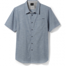 Uniform Woven Shirt - Men's: Okford Blue, Medium by Oakley