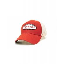 Red Trucker Hat by Scott Fly Rod