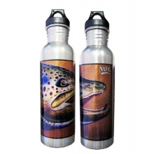 Vacuum Insulated Stainless Steel Water Bottles by Montana Fly Co