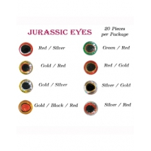 Jurassic Eyes by Montana Fly Co