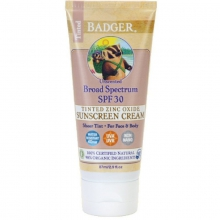 SPF 30 Tinted Unscented Sunscreen Cream in State College, PA
