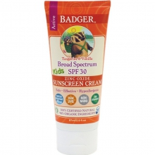Kids' Sunscreen Cream--SPF30 in Traverse City, MI
