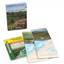 Tennessee / North Carolina Appalachian Trail Guide and Maps - TN/NC in Homewood, AL