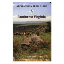 AppalachianTrail Guide Southwest Virginia by Appalachian Trail Conservancy