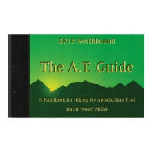 The A.T. Guide (2016 Northbound) in Homewood, AL