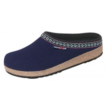 Men's Classic Grizzly Wool Clogs by Haflinger
