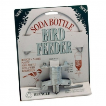 Soda Bottle Bird Feeder in State College, PA