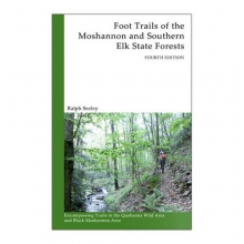 Foot Trails of the Moshannon and Southern Elk State Forests in State College, PA