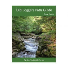 Old Loggers Path Guide and Map in State College, PA