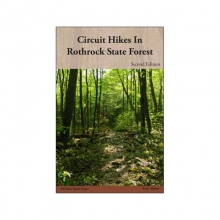 Circuit Hikes in Rothrock State Forest-Volume 2 in State College, PA