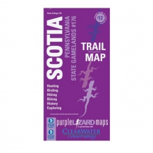 Scotia Trails & History Map in State College, PA