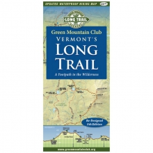 Vermont's Long Trail Map in State College, PA
