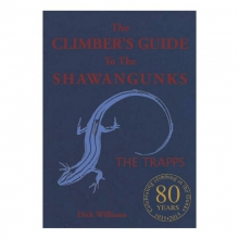 The Climber's Guide To The Shawangunks: The Trapps Guide Book in State College, PA