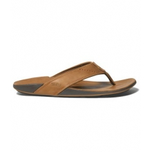 Nui Flip-Flop - Men's-Tan/Tan-8 by Olukai