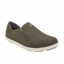 Nohea Mesh - Men's-Mustang/Lime Peel-13 by Olukai
