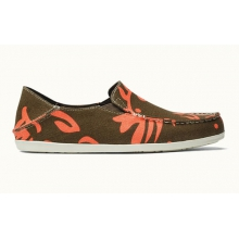Women's Nohea Canvas Print Shoe by Olukai