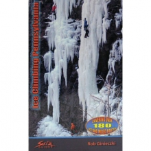 Griz Guides Ice Climbing Pennsylvania Guidebook in State College, PA
