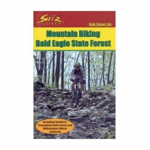 Mountain Biking Bald Eagle State Forest in State College, PA
