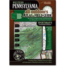 Western Pennsylvania All Outdoors Atlas & Field Guide in State College, PA