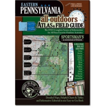 Eastern Pennsylvania All Outdoors Atlas & Field Guide in State College, PA