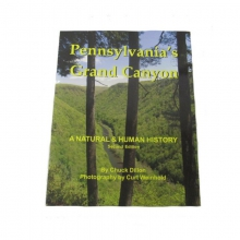 Pennsylvania's Grand Canyon Book in State College, PA