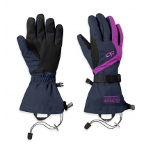 Women's Adrenaline Gloves by Outdoor Research in Boise Id