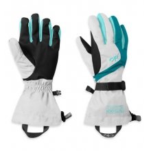 Women's Adrenaline Gloves by Outdoor Research in Clinton Township Mi
