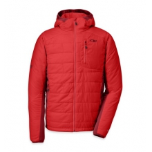 Men's Cathode Hooded Jacket by Outdoor Research in Norman Ok