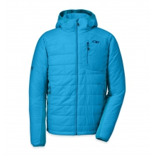Men's Cathode Hooded Jacket by Outdoor Research in Corvallis Or