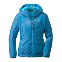 Women's Cathode Hooded Jacket by Outdoor Research in Park City Ut