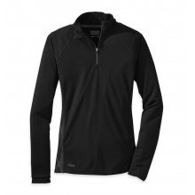Essence L/S Zip Top by Outdoor Research in Ellicottville Ny