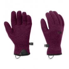 Women's Fuzzy Gloves by Outdoor Research in Traverse City Mi