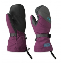 Women's Highcamp Mitts by Outdoor Research in Courtenay Bc