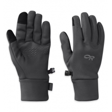 Women's PL 100 Sensor Gloves by Outdoor Research in Mobile Al