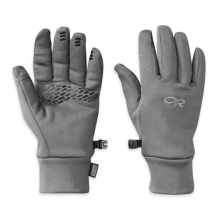 Women's PL 400 Sensor Gloves by Outdoor Research in East Lansing Mi