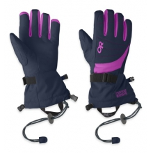 Women's Revolution Gloves by Outdoor Research in Ellicottville Ny