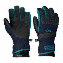 Women's Riot Gloves by Outdoor Research in Corvallis Or