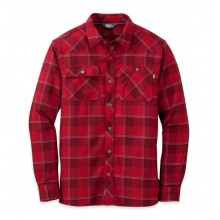 Feedback Flannel Shirt by Outdoor Research in Ellicottville Ny